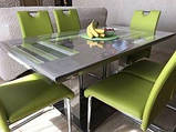 М'яке скло на стіл скатертину силіконова товщина 3 мм, фото 4