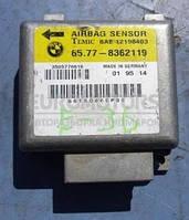 Блок управления Airbag BMW 3 (E36)  1990-2000 65778362119