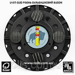 U-KIT-SL80 Buzon Рівень будівельний бульбашковий визначення кута і напрямку ухилу терасових опор кутомір