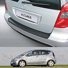 Пластикова захисна накладка на задній бампер для Mercedes-Benz A-Class W169 2008-2012