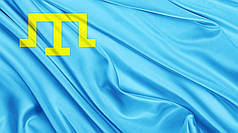 Флаг Крымских татар Promo (2,25х1,5 м)