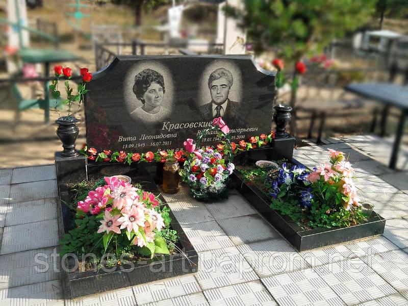 Двойной памятник на могилу цена ш памятники цена качество