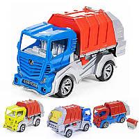 Авто FS 1 сміттєвоз (8)