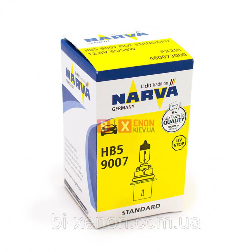 Галогенная лампа NARVA HB5 Standard 48007