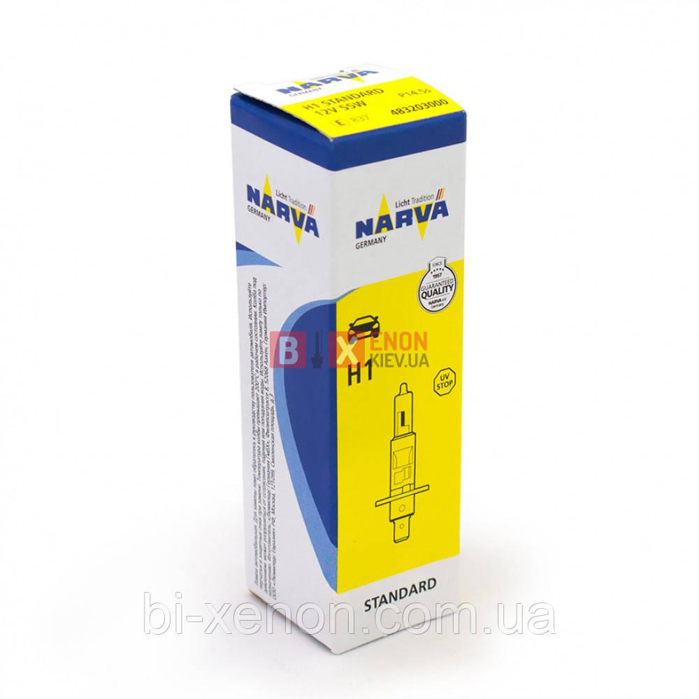 Галогенная лампа NARVA H1 Standard 48320