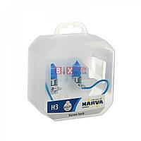 Галогенная лампа NARVA H3 RANGE POWER WHITE 48602 Комплект