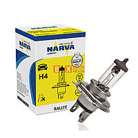 Галогенная лампа NARVA H4 Rallye 48904
