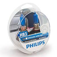 Галогенная лампа PHILIPS HB3 Diamond Vision 9005DVS2