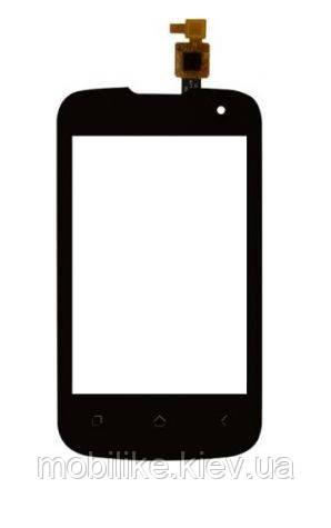 Сенсорний екран Fly IQ430 (Evoke) чорний