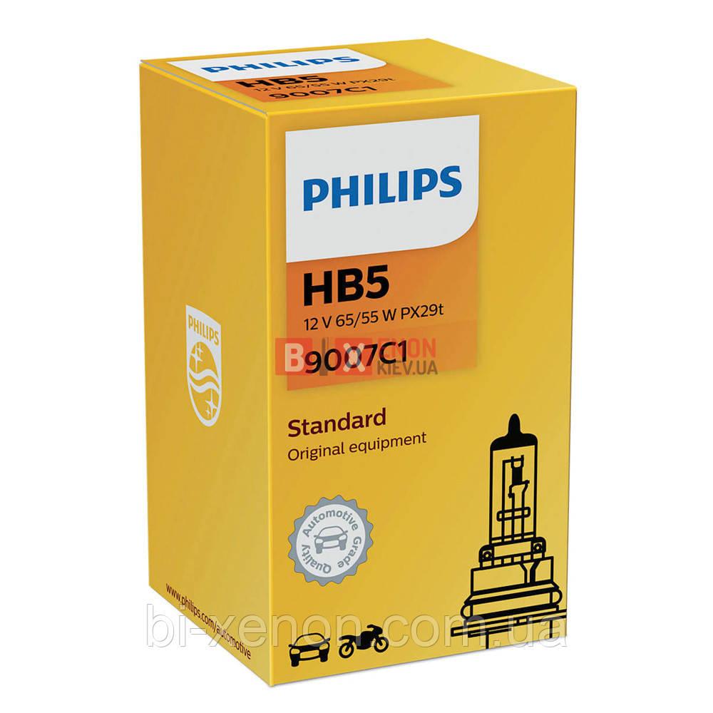Галогенная лампа PHILIPS HB5 Vision +30% 9007C1
