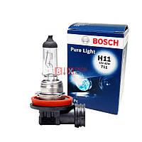Галогенная лампа BOSCH H11 Pure Light 55W 12V 1 987 302 084