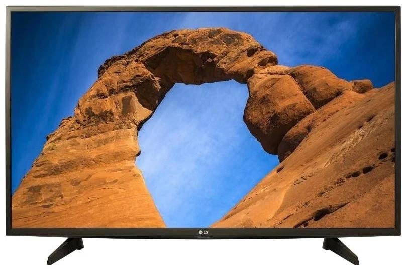 Full HD телевизор LG 43 дюйма 43LK5100 (Full HD, Virtual Surround, DVB-T2/C/S2) (телевізор)