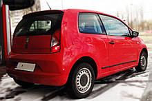 Молдинги на двери Seat Mii 3 door 2011>