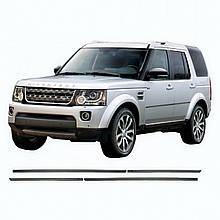 Молдинги на двері для Land Rover Discovery Mk4 2009-2017