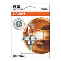 Галогенная лампа Osram R2 Original 45/40W 12V 64183-01B Blister