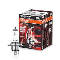 Галогенная лампа Osram H4 Truck Star Pro +100% 75/70W 24V 64196TSP