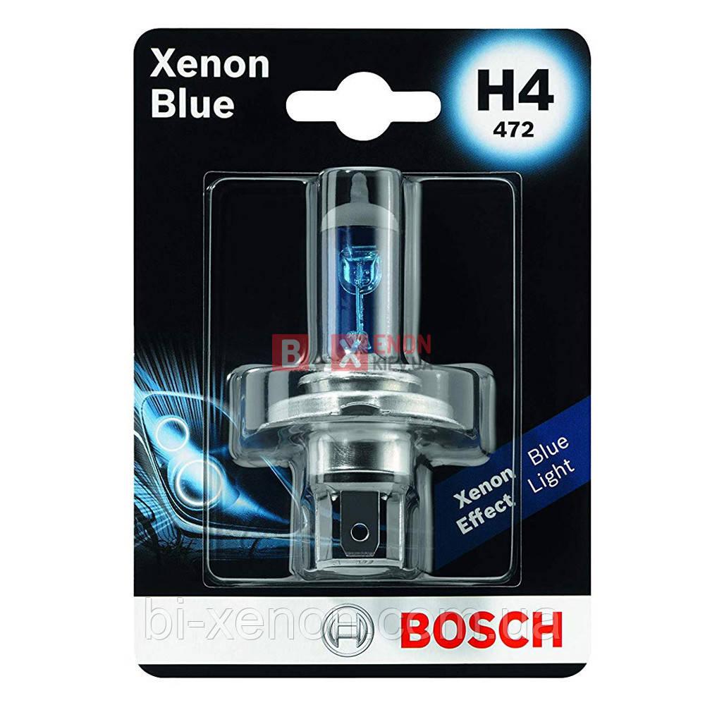 Галогенная лампа BOSCH H4 Gigalight Plus 120% 60/55W 12V 1 987 301 109 Blister