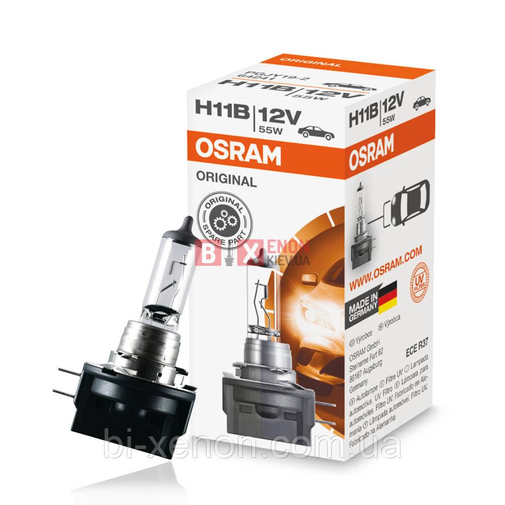 Галогенная лампа Osram H11B Original 55W 12V 64241B