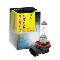Галогенная лампа BOSCH H8 Pure Light 35W 12V 1 987 302 081