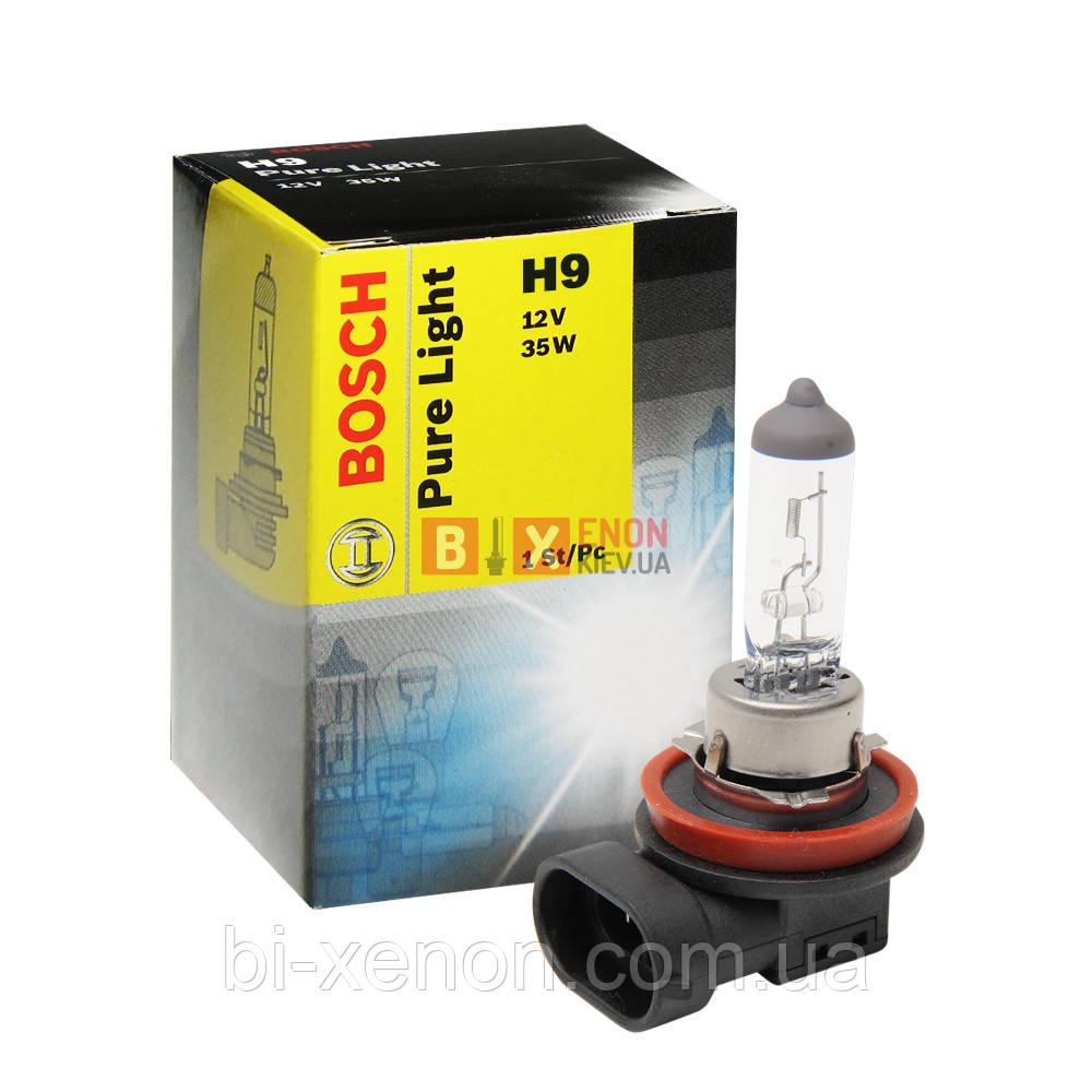 Галогенная лампа BOSCH H9 Pure Light 65W 12V 1 987 302 082