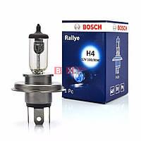 Галогенная лампа BOSCH H4 Rallye 100/80W 12V 1 987 302 046