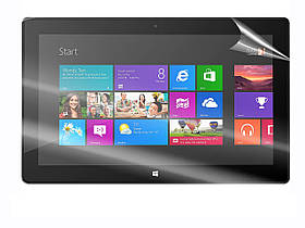 Глянцевая защитная пленка на Microsoft Surface RT