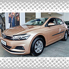 Молдинги на двері для Volkswagen Polo VI 5dr 2017+