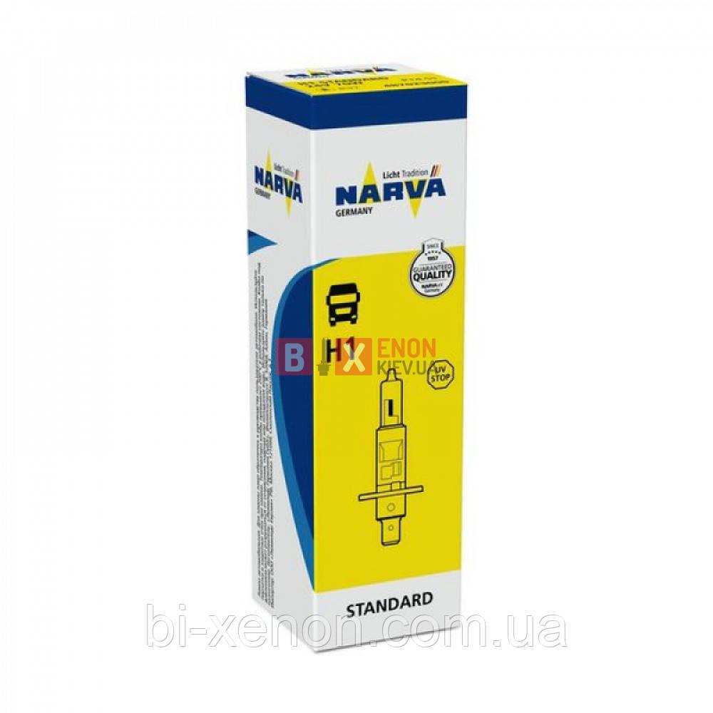 Галогенная лампа Narva H1 24V 70W 48702