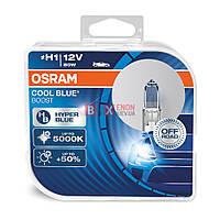 Галогенная лампа OSRAM H1 Cool Blue Boost 62150CBB
