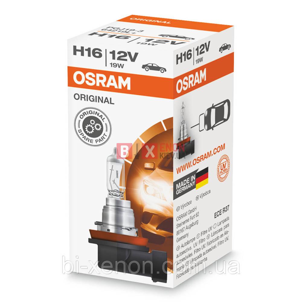 Галогенная лампа OSRAM H16 Original 64219L+