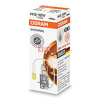 Галогенная лампа OSRAM H3 Original 64151