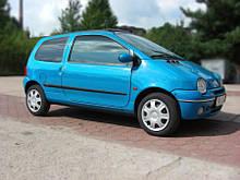 Молдинги на двері для Renault Twingo l 1993-2012