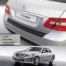Mercedes-Benz E-Class W212 2009-2013 пластикова накладка заднього бампера