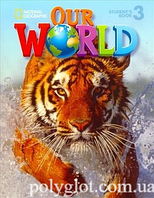 Our World  3 Student's Book with CD-ROM