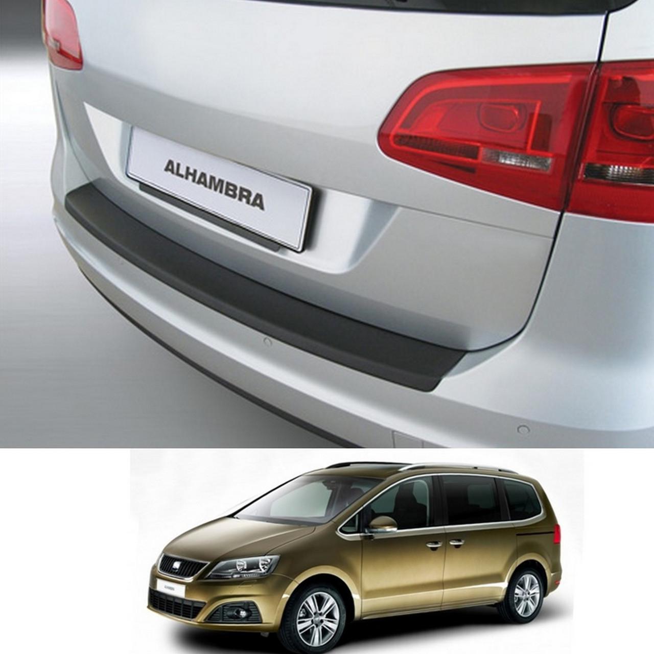 Пластиковая накладка заднего бампера для Seat Alhambra II 2010-2020