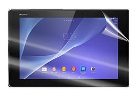 Глянцевая защитная пленка для Sony Xperia Tablet Z2