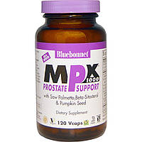 Bluebonnet Nutrition, MPX 1000, поддержка предстательной железы, 120 вегетарианских капсул, официальный сайт