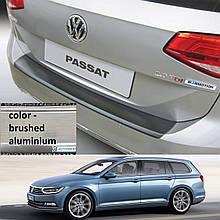 Пластиковая накладка заднего бампера для Volkswagen Passat B8 Variant 2015-2019