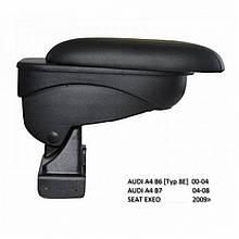 Подлокотник Armcik S1 Seat Exeo 2009-2013 со сдвижной крышкой
