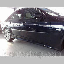 Молдинги на двери для BMW 5-series E60 / E61 2003-2010