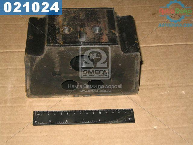 Подушка опоры двигателя МАЗ боковая (производство  Беларусь)  6422-1001034