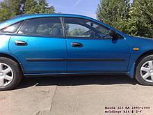 Молдинги на двери Mazda 323 BA 1993-2000