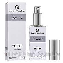 Dutyтестер-парфюмернная вода Sergio Tacchini Donna 60 ml