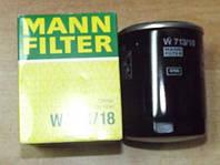 MANNW713/18 фильтр масляный на Opel Astra
