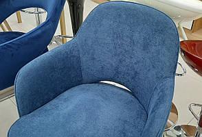 Кресло Roli (Роли) MC - 16-2 Евродом, обивка жаккард Dark Blue, фото 3