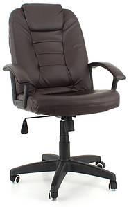 Кресло компьютерное офисное 7410 Dark Brown