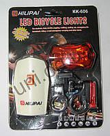 Комплект фонарей велосипедных, для детских колясок, туризма Hilipai KK-606