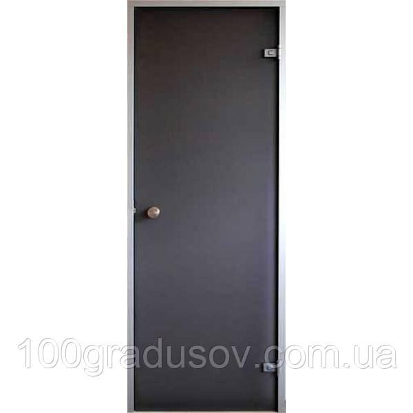 Двери для турецкой бани Saunax classic (бронза 70х200)