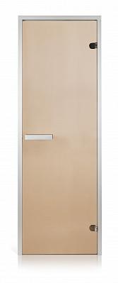 Двери для турецкой парной Intercom (бронза 70х200)