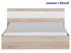 Кровать двуспальная Соната-1600, фото 2